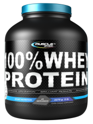 Musclesport 100% Whey Protein 1135 g