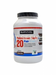 Survival Palatinose gain 20 1500 g