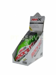 Amix Performance Rocks gel with caffeine 20 x 32 g