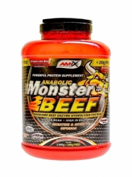 Amix Anabolic Monster beef protein 90% 2200 g