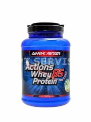 Aminostar Whey protein Actions 85% 1000 g