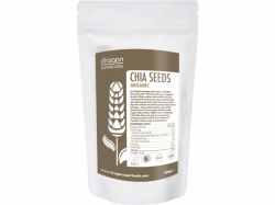 Dragon Superfoods Chia semínko BIO 200g
