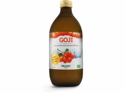 Organic Way Goji Bio 100% šťáva premium quality 500ml