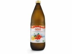 Organic Way Goji Bio 100% šťáva premium quality 1000ml