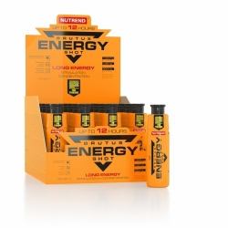 NUTREND Brutus energy shot 20x60ml