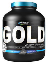 Musclesport 100% Whey Protein GOLD 1135 g
